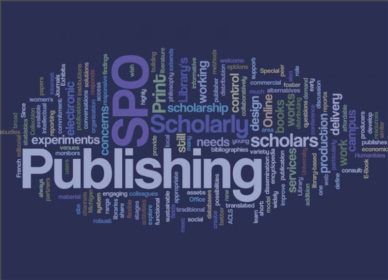 Publishing part 3
