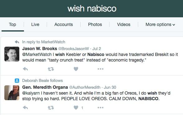 wish nabisco
