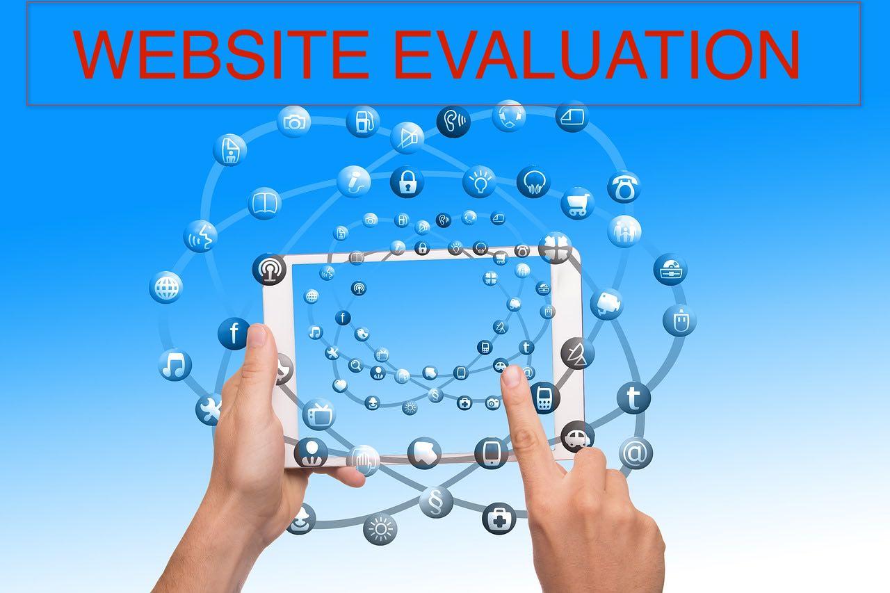 website-evaluation
