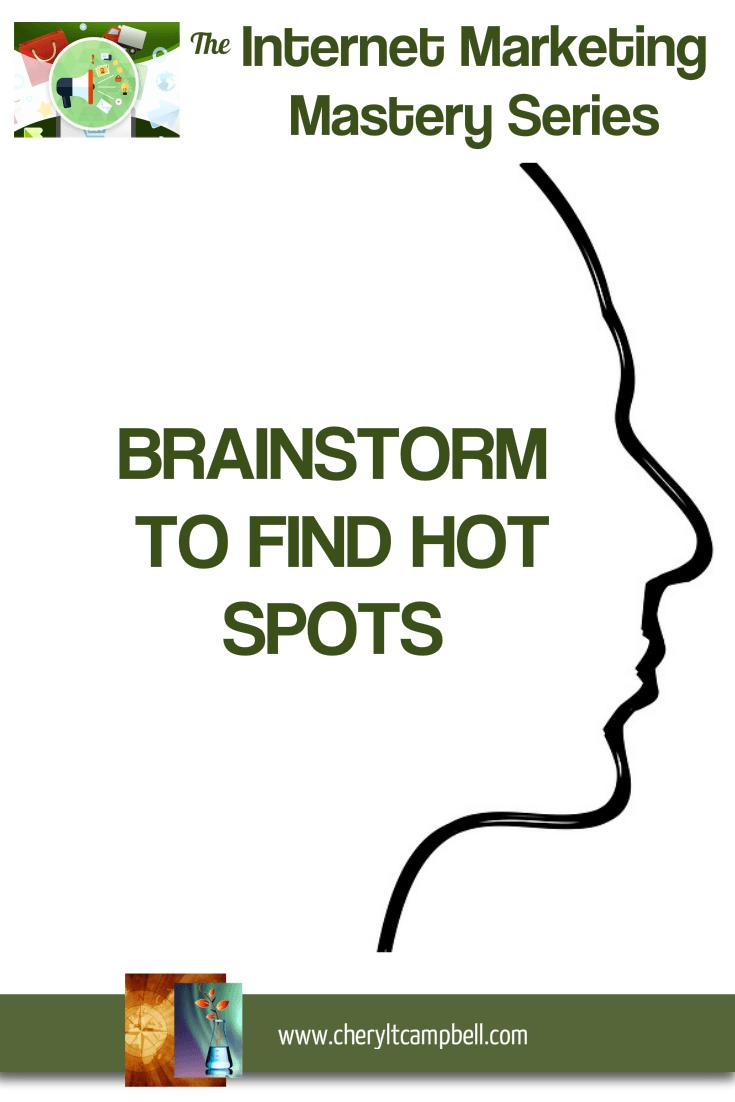 Im Series-Brainstorming