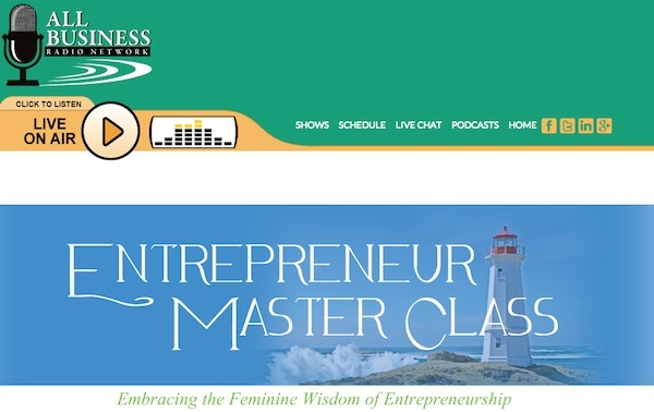 My Interview on Entrepreneur-Master-Class