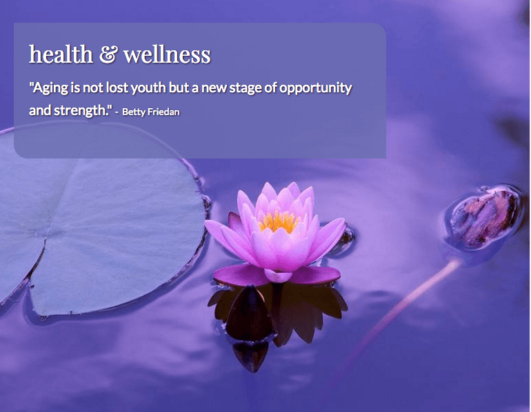 Health and Wellness Watch, a 4winds of Change Company