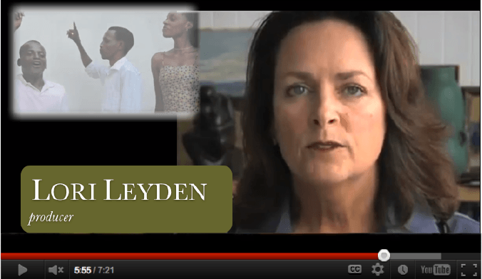 Dr. Lori Leyden of Project LIGHT Rwanda